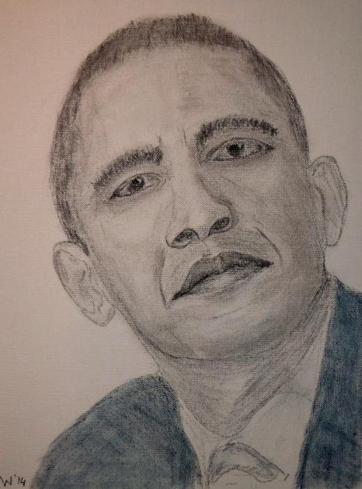 Barack Obama par dutch036